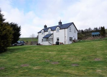 Thumbnail 4 bed detached house for sale in Ffair Rhos, Ystrad Meurig