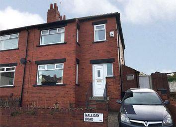 3 bed semi-detached house for sale in Halliday Road, Armley, Leeds LS12