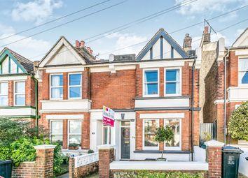 Thumbnail 3 bedroom terraced house for sale in Ashford Road, Brighton