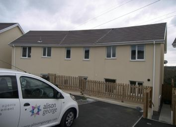 Thumbnail 2 bedroom town house to rent in Wern Crescent, Skewen, Neath
