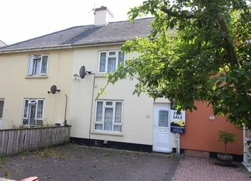 Thumbnail 2 bed terraced house for sale in Oakleigh Road, Barnstaple