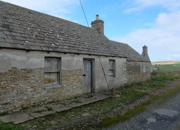 Thumbnail 1 bed cottage for sale in Lybster, Forss