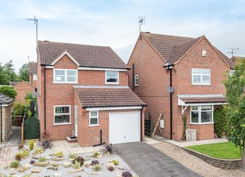 Thumbnail 3 bed detached house for sale in 10 Duncombe Close, Malton
