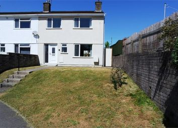 Thumbnail 3 bed detached house for sale in Cribbwr Square, Kenfig Hill, Bridgend