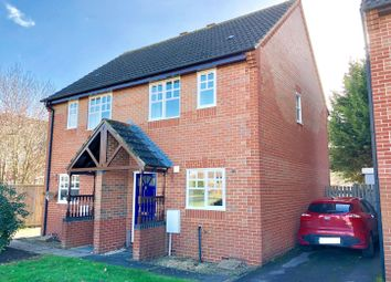 Thumbnail 2 bedroom semi-detached house to rent in Evenlode Drive, Didcot