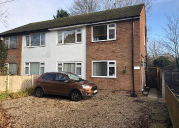 2 bed maisonette for sale in Aqueduct Road, Shirley, Solihull B90
