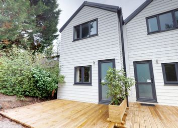 Thumbnail 3 bed lodge for sale in Hale, Milnthorpe