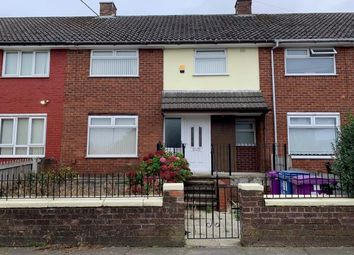 Thumbnail 4 bed terraced house for sale in Storrington Avenue, West Derby, Liverpool
