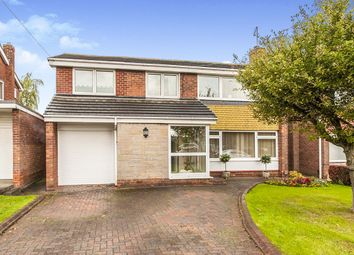 Thumbnail 5 bed detached house for sale in Longmeadows, Sunderland