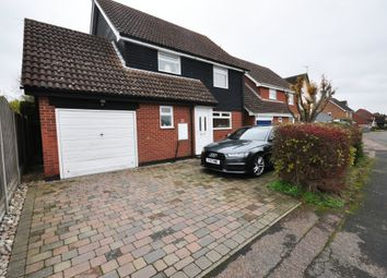 Thumbnail 4 bedroom detached house for sale in Champneys Road, Diss