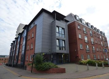 Thumbnail 1 bed flat for sale in The Pinnacle, Woolmonger Street, Northampton, Northamptonshire