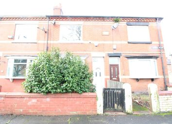 Thumbnail 2 bed terraced house to rent in Kendal Road, Stretford, Manchester