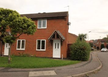 Thumbnail 2 bed semi-detached house to rent in Meadowsweet Road, Hamilton, Leicester