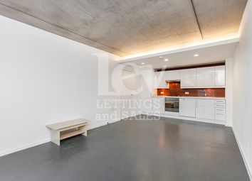 Thumbnail 1 bed flat to rent in Christina Street, Shoreditch, London