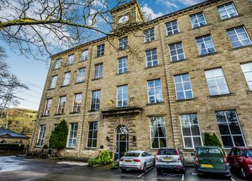 Thumbnail 2 bed flat for sale in Rishworth Mill Lane, Rishworth, Sowerby Bridge