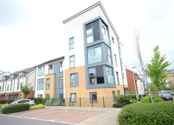 Thumbnail 1 bed flat to rent in Midgham Way, Reading