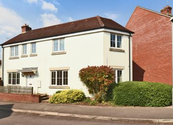 Thumbnail 4 bed detached house for sale in The Limes, High Street, Shrewton, Salisbury