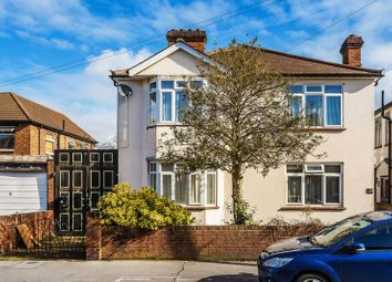 Thumbnail 3 bedroom maisonette for sale in Saxon Road, London