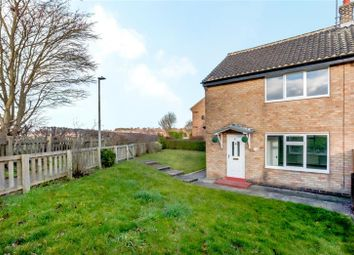Thumbnail 2 bed end terrace house for sale in Ash Tree Walk, Tadcaster, North Yorkshire