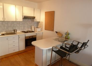 Thumbnail 1 bed flat to rent in Eagle Heights, Bramlands Close, Clapham Junction, London