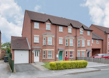 Thumbnail 3 bed town house for sale in Chestnut Road, Astwood Bank, Redditch