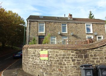 Thumbnail 1 bed flat to rent in Park Road, Victoria, Ebbw Vale