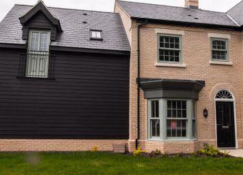 Thumbnail 3 bed semi-detached house for sale in Eagle Walk, Brampton, Huntingdon.