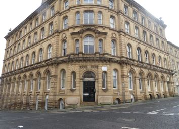 Thumbnail 1 bed flat for sale in Howgate House, 3 Wellington Road, Dewsbury, West Yorkshire
