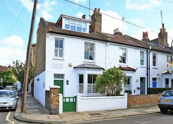 Thumbnail 3 bed end terrace house for sale in Bradmore Park Road, Brackenbury Village, Hammersmith, London