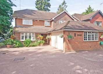 Thumbnail 4 bedroom detached house for sale in Nugents Park, Hatch End, Middlesex