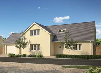 Thumbnail 3 bed detached house for sale in Sparnon Gate, Redruth, Cornwall