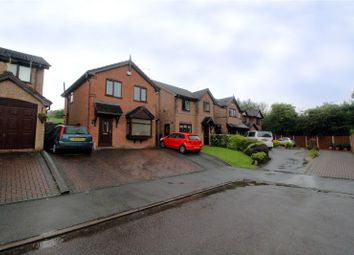 Thumbnail 3 bed detached house for sale in Springfield Drive, Kidsgrove, Stoke On Trent