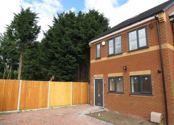 Thumbnail 3 bed town house for sale in Penncricket Lane, Oldbury