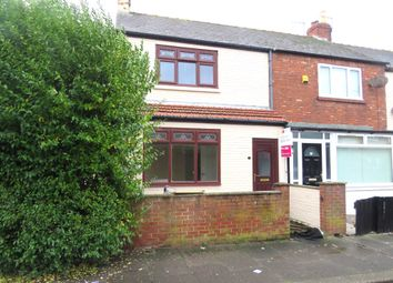 Thumbnail 3 bed end terrace house for sale in Milbank Road, Hartlepool