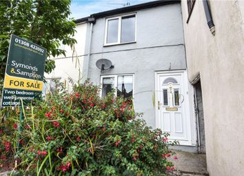 Thumbnail 2 bed terraced house for sale in East Road, Bridport, Dorset