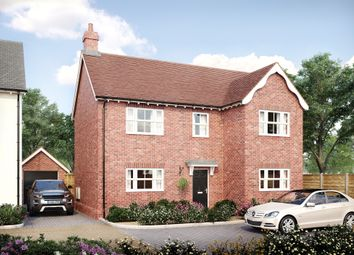 Thumbnail 4 bed detached house for sale in Grangewood Avenue - High Street, Kelvedon, Colchester