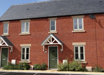 Thumbnail 3 bed terraced house to rent in Hart Close, Upper Rissington, Cheltenham