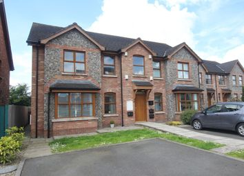 Thumbnail 2 bed flat for sale in Lismore Place, Jordanstown