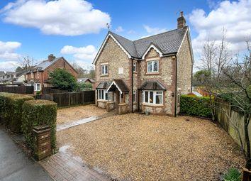Durrants Road, Rowlands Castle, Hants PO9. 6 bed detached house for sale