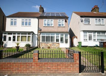 Thumbnail 3 bed semi-detached house for sale in Dagenham Road, Dagenham, London