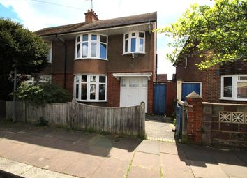 Thumbnail 3 bed semi-detached house to rent in Westbourne Avenue, Broadwater, Worthing