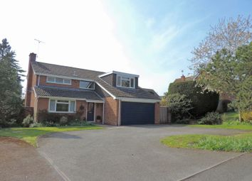 Thumbnail 4 bedroom detached house for sale in Yelvertoft Road, West Haddon