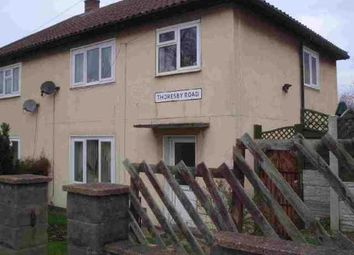 Thumbnail 3 bedroom semi-detached house for sale in Thoresby Road, Scunthorpe