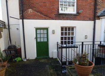 Thumbnail 1 bedroom maisonette to rent in Anglesea Street, Ryde