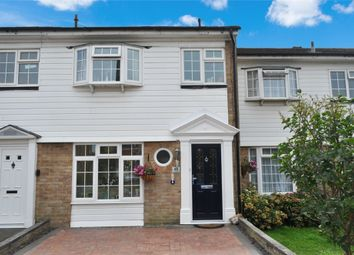 Thumbnail 3 bed terraced house for sale in Wheatsheaf Lane, Staines-Upon-Thames, Surrey