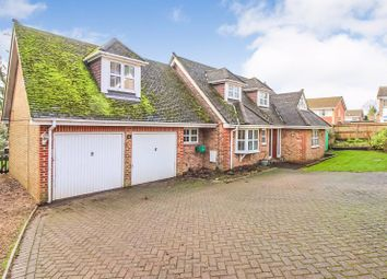Thumbnail 4 bed detached house for sale in Osborne Road, Warsash, Southampton