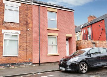 2 bed end terrace house for sale in Rustenburg Street, Hull, East Yorkshire HU9