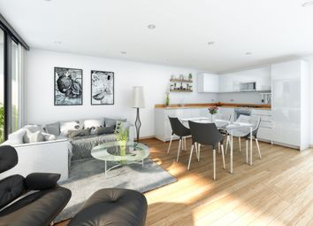 Thumbnail 1 bed flat for sale in High Road, Chadwell Heath