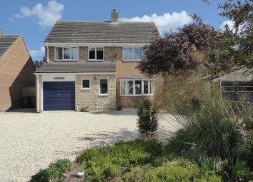 Thumbnail 4 bed detached house for sale in Merton, Bicester