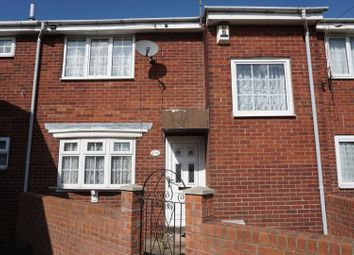 Thumbnail 2 bed terraced house for sale in Walpole Close, Doncaster
